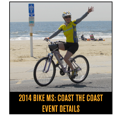 2014 Coast the Coast Event Details